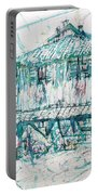 Navigli City Of Milan In Italy Portrait Portable Battery Charger