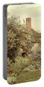 Near Hambledon Portable Battery Charger by Helen Allingham