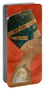 Nefertiti, Ancient Egyptian Queen Portable Battery Charger