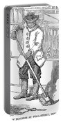 Negro Porter, 19th Century Portable Battery Charger