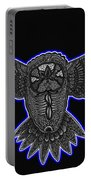 Neon Owl Portable Battery Charger