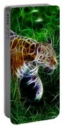 Neon Tiger Portable Battery Charger
