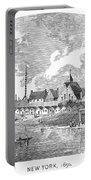 New Amsterdam, 1650 Portable Battery Charger