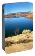 New Mexico Series - Abiquiu Lake Portable Battery Charger