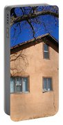 New Mexico Series - Adobe Building Portable Battery Charger