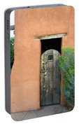 New Mexico Series - Santa Fe Doorway Portable Battery Charger
