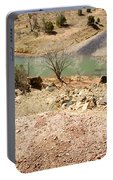 New Mexico Series Turn Of The River Portable Battery Charger