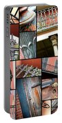 New Orleans Collage 1 Portable Battery Charger