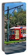 New Orleans Streetcar 2 Portable Battery Charger