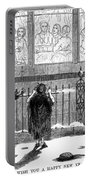 New Years Eve, 1859 Portable Battery Charger