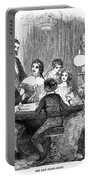 New Years Party, 1857 Portable Battery Charger