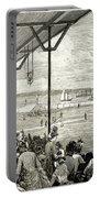 New York: Baseball, 1886 Portable Battery Charger