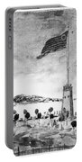 New York: Battery, 1793 Portable Battery Charger