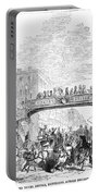 New York: Broadway, 1852 Portable Battery Charger