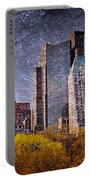 New York Buildings Portable Battery Charger