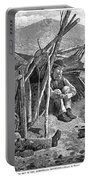 New York: Camping, 1874 Portable Battery Charger