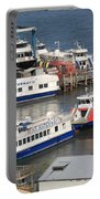 New York City Sightseeing Boats Portable Battery Charger