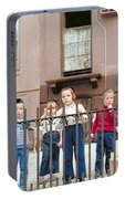 New York Kids 1975 Portable Battery Charger