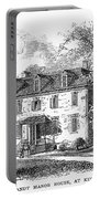 New York Mansion, 1748 Portable Battery Charger