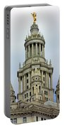 New York Municipal Building Portable Battery Charger