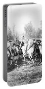 New York: Polo Club, 1877 Portable Battery Charger