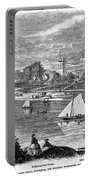 New York State: Hotel, 1862 Portable Battery Charger