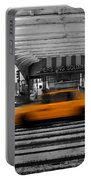 New York Taxi 1 Portable Battery Charger