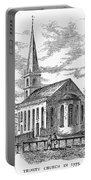 New York: Trinity Church Portable Battery Charger