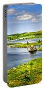 Newfoundland Landscape Portable Battery Charger