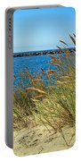 Newport Bay In Oregon Portable Battery Charger