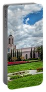 Newport Beach Temple  Portable Battery Charger
