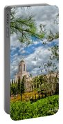 Newport Beach Temple Pine Portable Battery Charger
