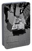 Newspaper Stand 2 - Vienna Portable Battery Charger