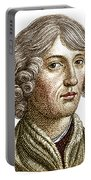 Nicolaus Copernicus, Polish Astronomer Portable Battery Charger by Science Source