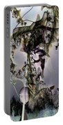 Night Of The Banshee Portable Battery Charger