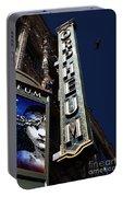 Nightfall At The Orpheum - San Francisco California - 5d17991 Portable Battery Charger