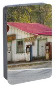 North Carolina Country Store And Gas Station Portable Battery Charger