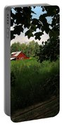 North Carolina Farm Portable Battery Charger