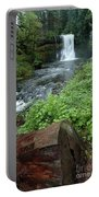 North Falls In Oregon Portable Battery Charger