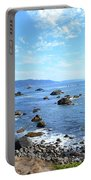 Northern California Coast3 Portable Battery Charger