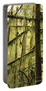 Northwest Mossy Tree Portable Battery Charger