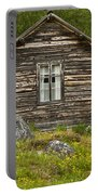 Norwegian Timber House Portable Battery Charger