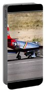 Nose Gear Trouble Portable Battery Charger