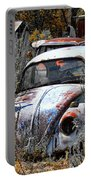 Not Herbie The Love Bug Portable Battery Charger