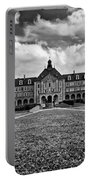 Notre Dame Seminary Monochrome Portable Battery Charger