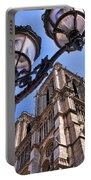 Notre Dame Tower Portable Battery Charger