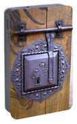 Nuremberg Castle Door Lock Portable Battery Charger