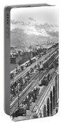 Ny: Brooklyn Bridge, 1883 Portable Battery Charger