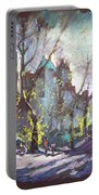 Nyc Central Park Controluce Portable Battery Charger