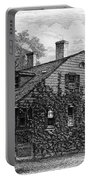 Nyc: Farmhouse, 1698 Portable Battery Charger